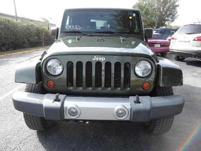 2008 Jeep Wrangler 3.5 SE