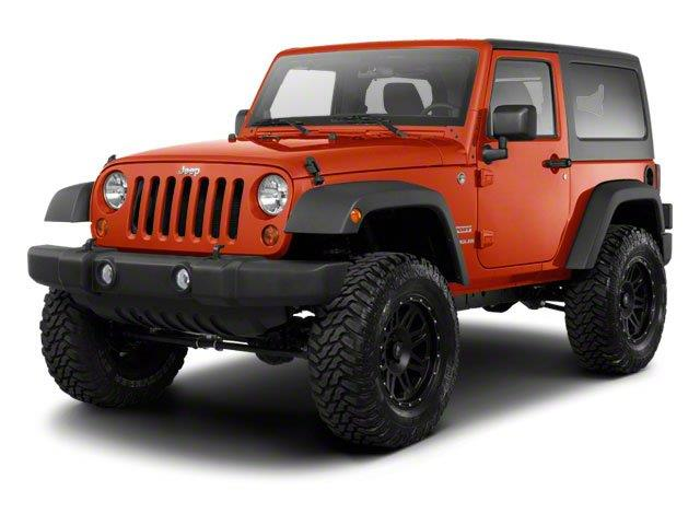 2011 Jeep Wrangler T6 AWD Leather Moonroof Navigation