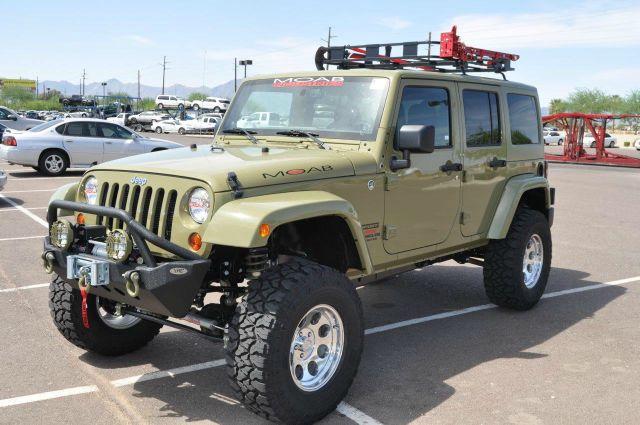 2013 Jeep Wrangler GSX