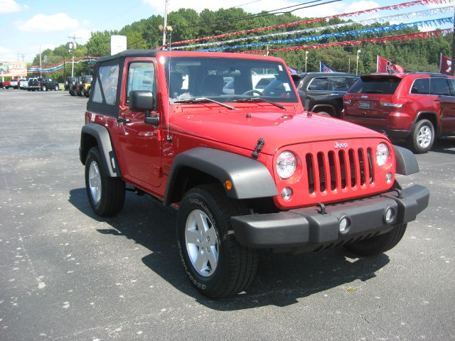 2014 Jeep Wrangler GSX