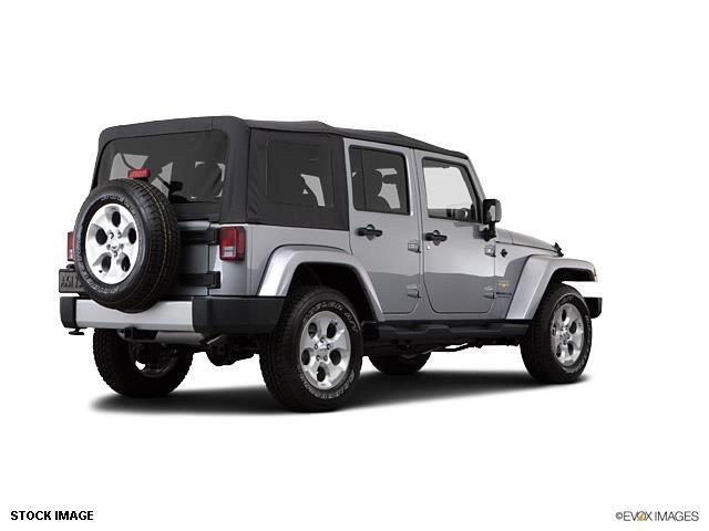 2014 Jeep Wrangler Unknown