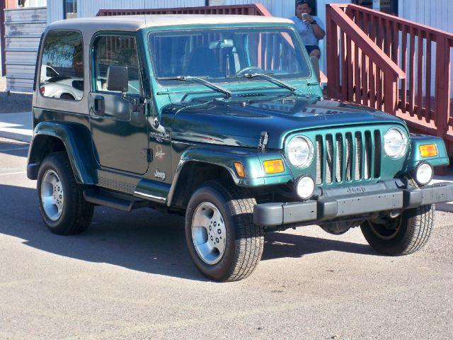 2000 Jeep Wrangler Unlimited 3.5 SE