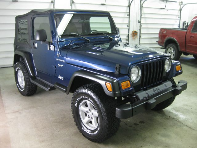 2002 Jeep Wrangler Unlimited GSX