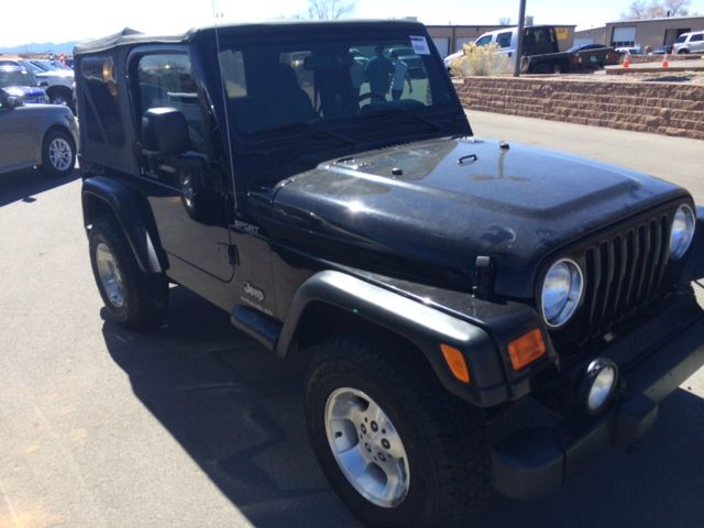 2003 Jeep Wrangler Unlimited GSX