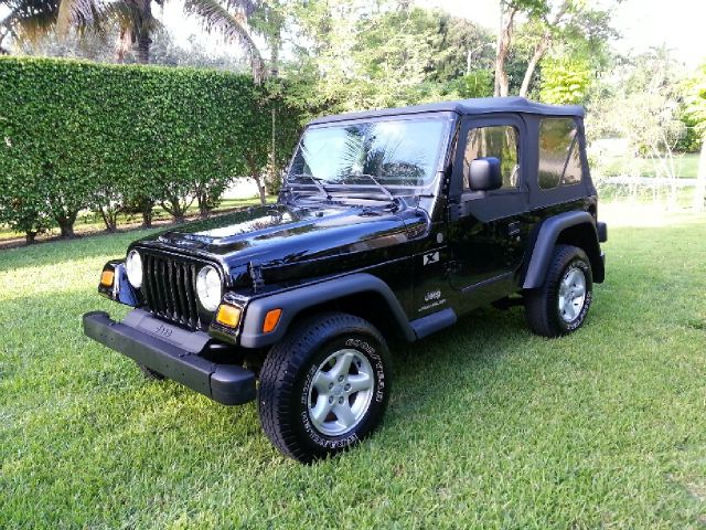 2004 Jeep Wrangler Unlimited SW2