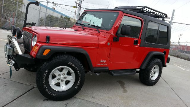 2004 Jeep Wrangler Unlimited GSX