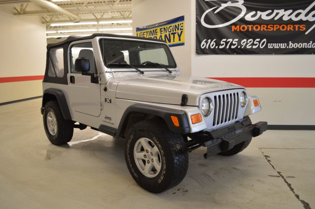 2005 Jeep Wrangler Unlimited SW2