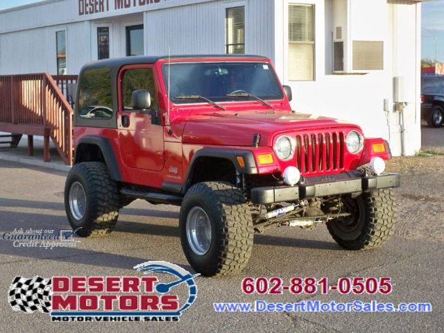 2005 Jeep Wrangler Unlimited GSX