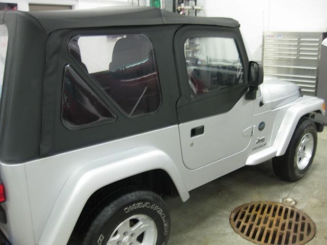 2005 Jeep Wrangler Unlimited LT Flexfuel