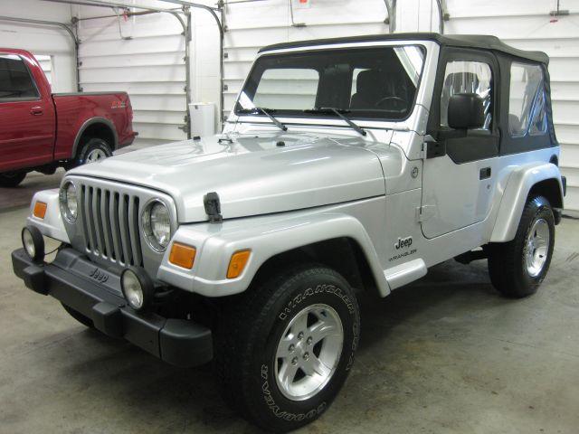 2005 Jeep Wrangler Unlimited LT Flexfuel