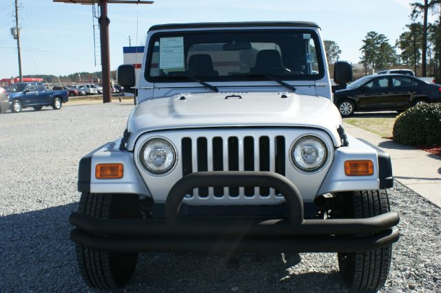 2006 Jeep Wrangler Unlimited SW2