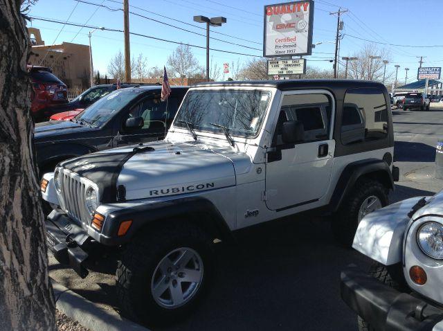 2006 Jeep Wrangler Unlimited MGA