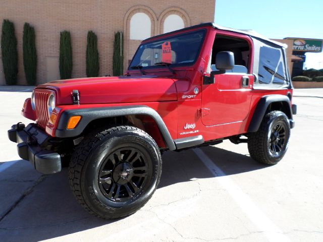 2006 Jeep Wrangler Unlimited GSX