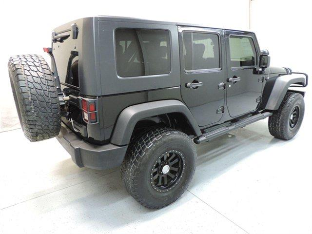 2010 Jeep Wrangler Unlimited LS Flex Fuel 4x4 This Is One Of Our Best Bargains