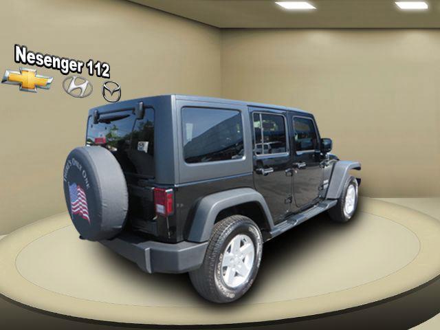 2014 Jeep Wrangler Unlimited 2006.5 EX