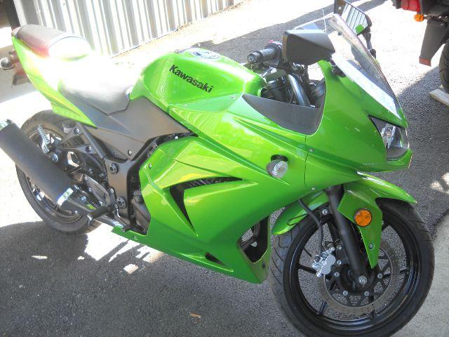 2012 Kawasaki Ninja 250R Unknown