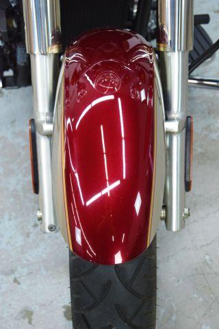 2009 Kawasaki VN900D9F Vulcan Classic Limited