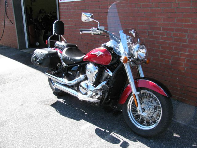 2006 Kawasaki Vulcan Geneva Addition