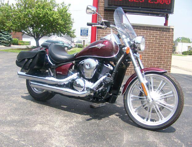 2011 Kawasaki VULCAN 900 CUSTOM Unknown