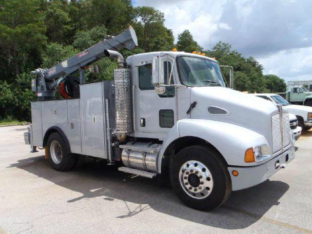 2005 Kenworth T-300 mechanic truck Unknown