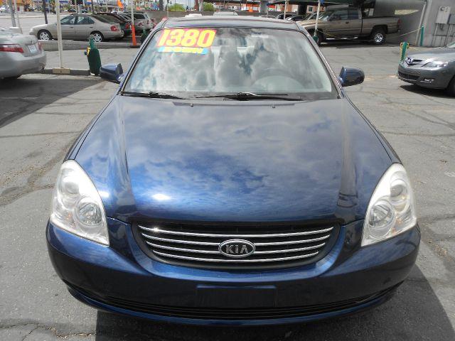 2006 Kia Optima 4dr Sdn 2.5 S Auto LEV