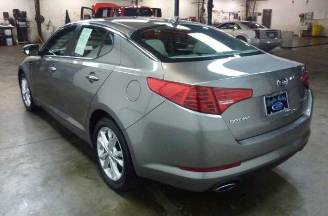 2012 Kia Optima Open-top