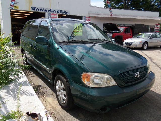 2004 Kia Sedona Elk Conversion Van