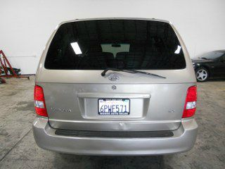 2005 Kia Sedona Elk Conversion Van