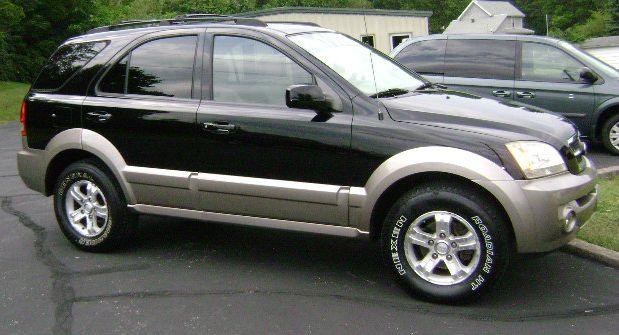2006 Kia Sorento CREW CAB