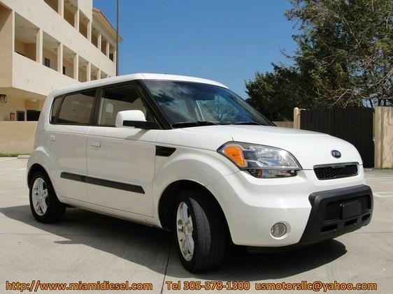 2010 Kia Soul XL Reg Cab