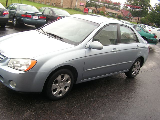 2005 Kia Spectra Open-top