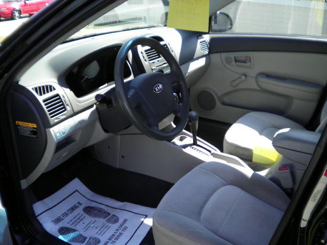 2009 Kia Spectra Elk Conversion Van