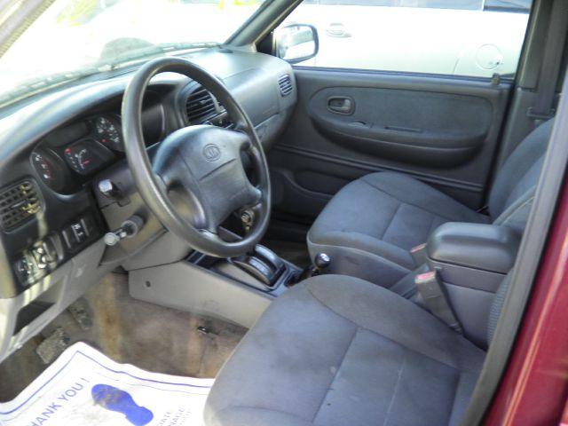 2001 Kia Sportage Volante S