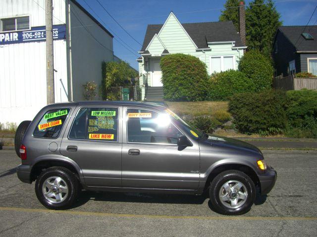 2001 Kia Sportage T6 Sport Utility 4D