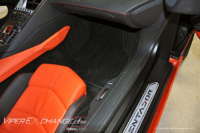 2012 Lamborghini AVENTADOR AFC Black