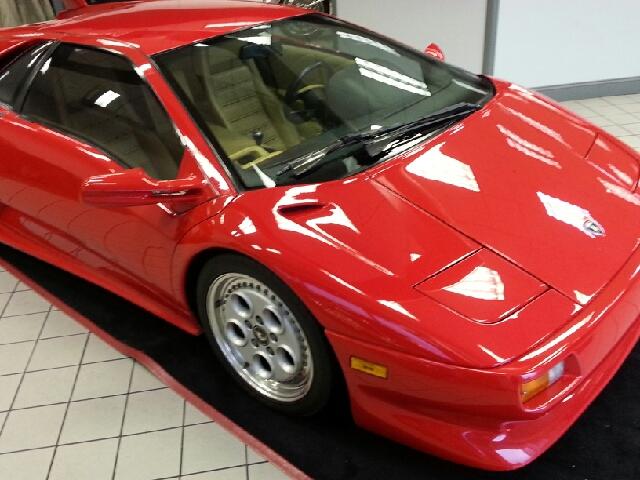 1991 Lamborghini Diablo GT Premium