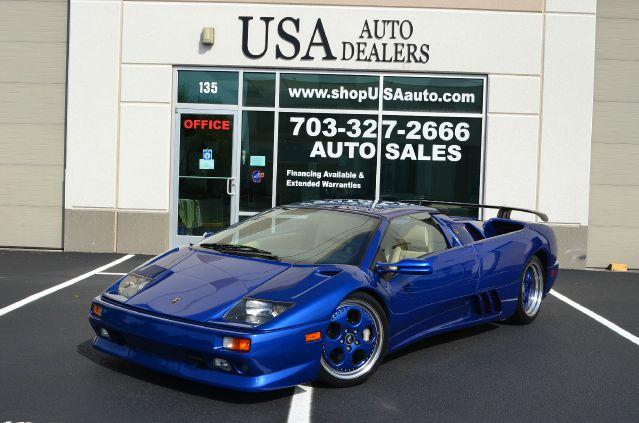 1999 Lamborghini Diablo Roadster 4.6L Eddie Bauer