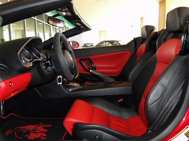 2008 Lamborghini Gallardo Technology Package