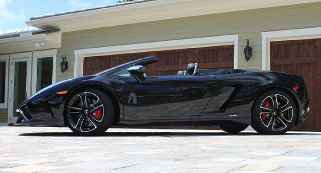 2013 Lamborghini Gallardo Mainstreet Hatchback
