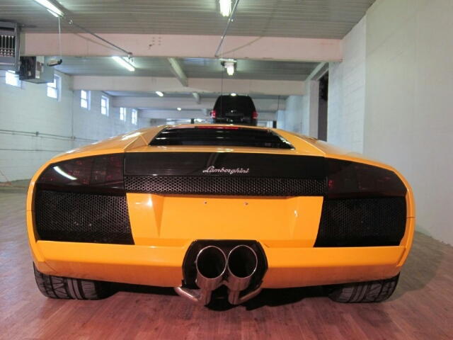 2002 Lamborghini Murcielago HUD Sport Pkg Bose 6 Speed