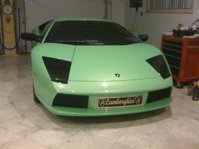 2002 Lamborghini Murcielago SLE V6 - LOW Miles