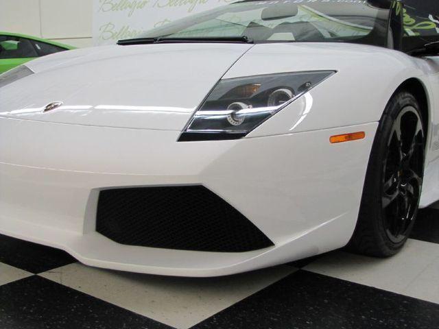 2008 Lamborghini Murcielago 3.2tl Navigation