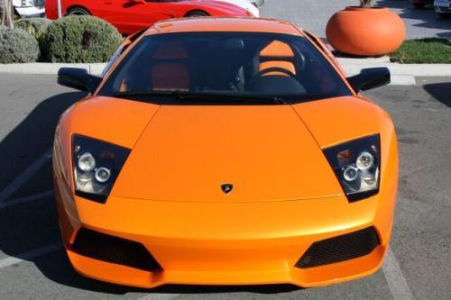 2008 Lamborghini Murcielago Base