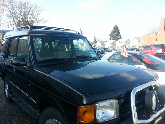 1998 Land Rover Discovery Unknown