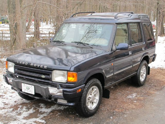 1998 Land Rover Discovery S 5 Passenger