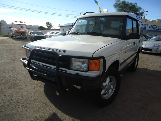 1999 Land Rover Discovery Details Tucson Az 85705