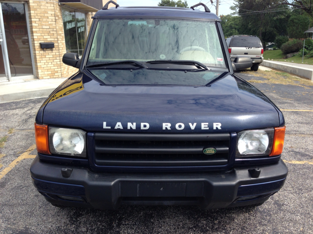 2001 Land Rover Discovery 4WD 1500 4x4 SUV