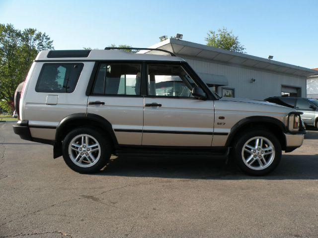2003 Land Rover Discovery Reg 133 WB SLE