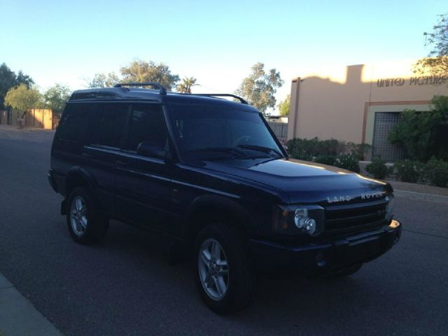2003 Land Rover Discovery SS 454