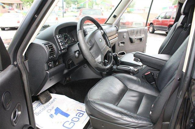 2004 Land Rover Discovery T6 AWD Leather Moonroof Navigation